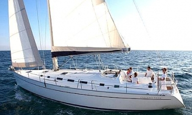 Cyclades 50.5 Alicante Costa Blanca Spain