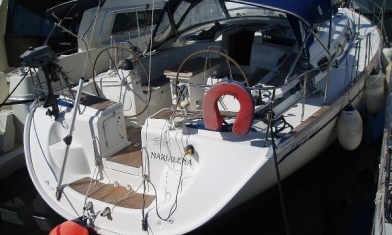 Bavaria 46 Cruiser Athens Attica Greece