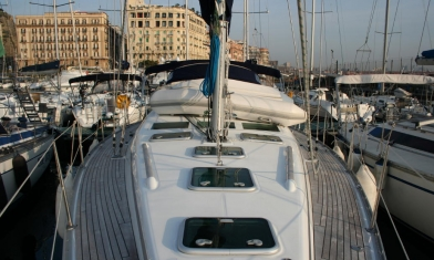 Oceanis 393 Excl Naples Campania Italy