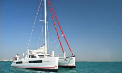 Catana 47 Carbon Infusion Fethiye Aegean Turkey