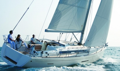 Dufour 450 Grand Large Tino Rossi Marina Corsica France