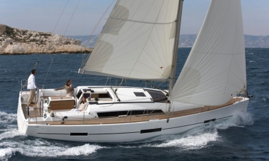 Dufour 410 Grand Large Tino Rossi Marina Corsica France