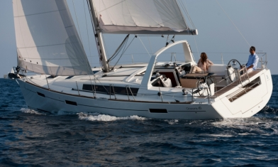 Oceanis 41 Propriano Corsica France