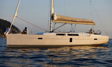 Hanse 445 Port Pin Rolland French Riviera France