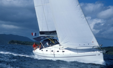 Harmony 47 Owner Port Pin Rolland French Riviera France