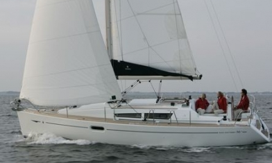 Sun Odyssey 36i Port Pin Rolland French Riviera France
