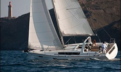 Oceanis 40 Port Pin Rolland French Riviera France