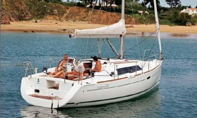 Oceanis 34 Tortola British Virgin Islands United Kingdom