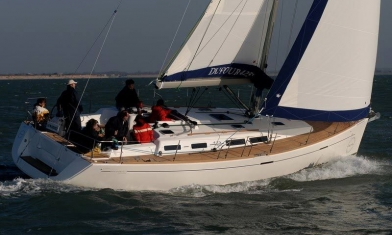 Dufour 425 L Premier Parham Town Tortola British Virgin Islands