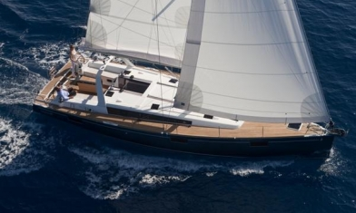 Oceanis 48 Premier Parham Town Tortola British Virgin Islands