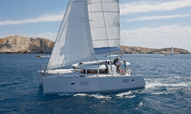 Lagoon 400 Premier Parham Town Tortola British Virgin Islands