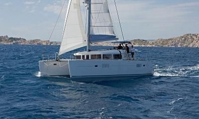 Lagoon 400 S2 Parham Town Tortola British Virgin Islands