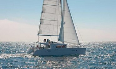 Lagoon 450 Luxe Parham Town Tortola British Virgin Islands