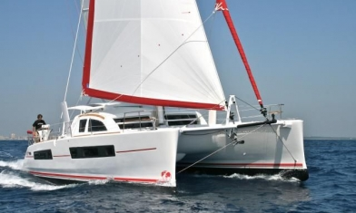 Catana 47 Custom Parham Town Tortola British Virgin Islands