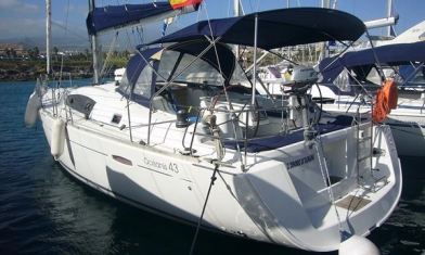 Oceanis 43 Palma de Mallorca Balearic Islands Spain