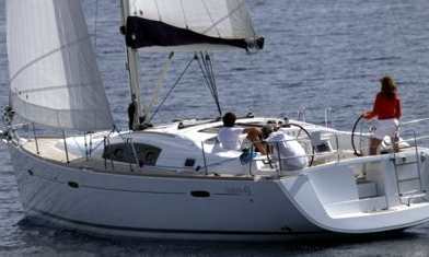 Oceanis 43 Marina del Sur Canary Islands Spain