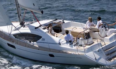 Sun Odyssey 45 Marina del Sur Canary Islands Spain