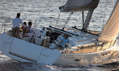 Sun Odyssey 509 Marina del Sur Canary Islands Spain