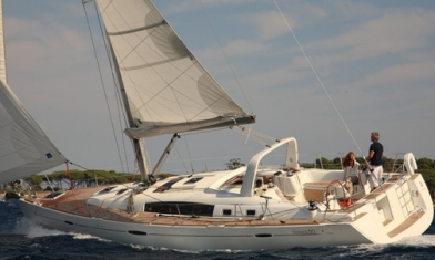 Oceanis 50 Family Marina del Sur Canary Islands Spain