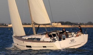 Dufour 500 Grand Large Jolly Antigua Antigua and Barbuda