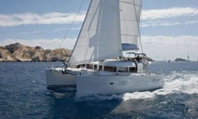 Lagoon 400 S2 Tortola British Virgin Islands British Virgin Islands