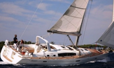 Oceanis 50 Family Denia Costa Blanca Spain