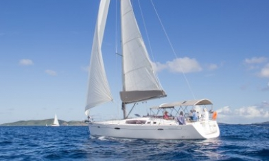 Beneteau 46 Road Town Tortola British Virgin Islands