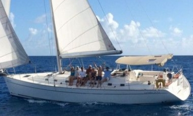 Beneteau Cyclades 50.4 Road Town Tortola British Virgin Islands