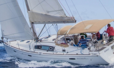 Beneteau 40 Road Town Tortola British Virgin Islands