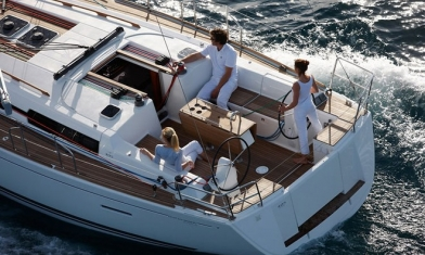 Dufour 405 L Jolly Antigua Antigua and Barbuda