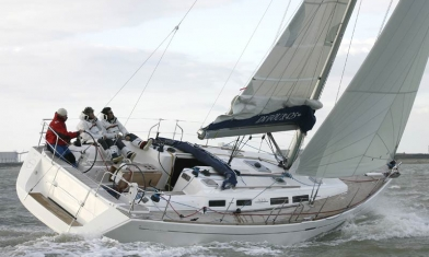 Dufour 425 L Jolly Antigua Antigua and Barbuda