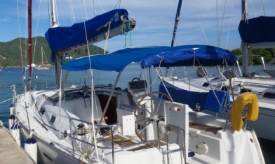 Beneteau 343 Road Town Tortola British Virgin Islands