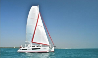 Catana 47 Carbon Infusion Pointe a Pitre Basse Terre Guadeloupe