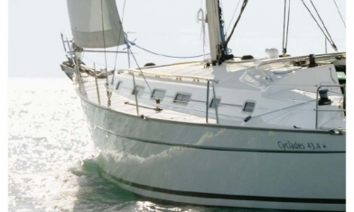Beneteau 43,4 whitsunday Queensland Australia