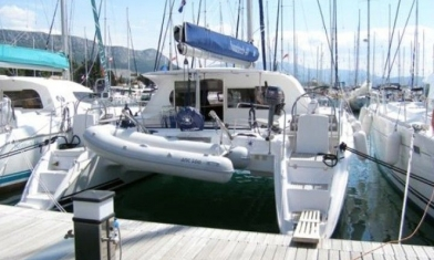 Nautitech 40 open Lavrio Attica Greece