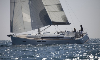 Jeanneau 45DS Annapolis Maryland USA
