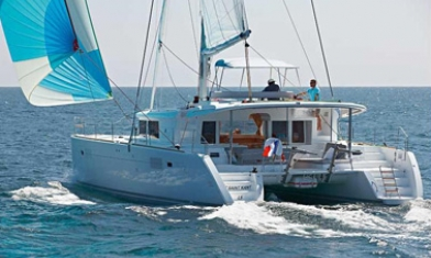 LAGOON 450 Owner Version Marsh Harbour Great Abaco Bahamas