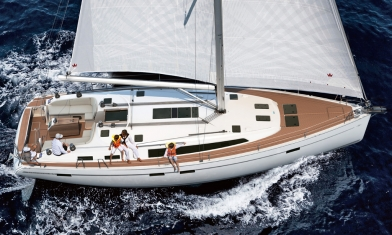Bavaria 51Cruiser Lavrio Attica Greece