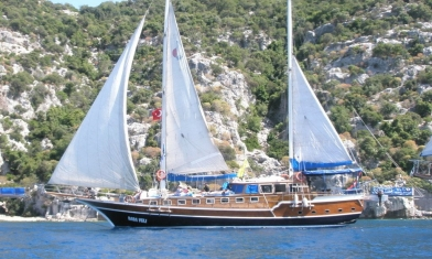 Custom Built Bodrum Aegean Turkey