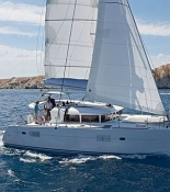 Lagoon 400 Parham Town Tortola British Virgin Islands