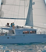 Lagoon 450 Parham Town Tortola British Virgin Islands