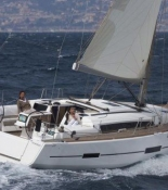 Dufour 410 Grand Large Tortola British Virgin Islands British Virgin Islands