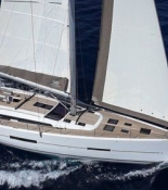Dufour 560 Grand Large Tortola British Virgin Islands British Virgin Islands