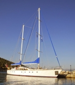 KETCH 75 Lefkas Ionian Greece