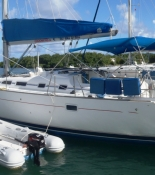 Beneteau 473 Road Town Tortola British Virgin Islands